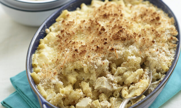 Turkey Mac & Cheese
