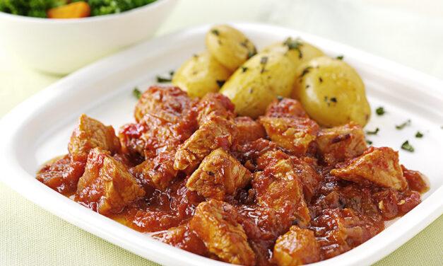 Spiced Turkey Stew