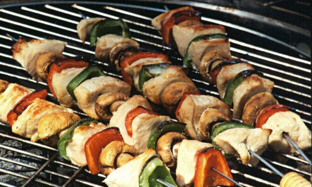 British Turkey Turkish Kebabs